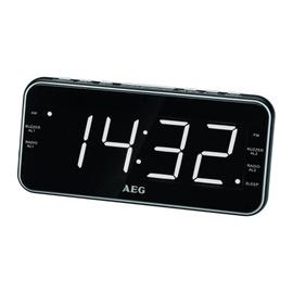 Radijo imtuvas su laikrodžiu AEG MRC 4157