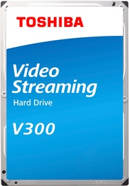"Toshiba V300 Video Streaming HDD Series 500GB 5700RPM 64MB 3.5"" HDWU105UZSVA"