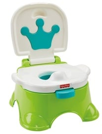 Fisher Price Royal Stepstool Potty DLT00