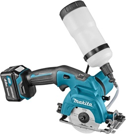 Makita CC301DSMJ Circular Portable Circular Saw with 2x4Ah Batteries