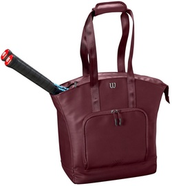 Wilson Womens Tote Purple