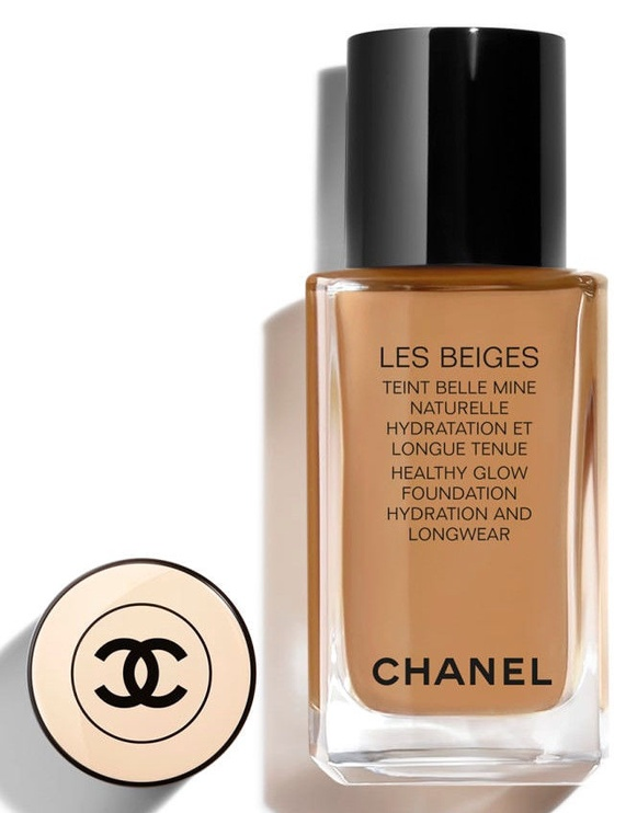 Chanel Les Beiges Healthy Glow Foundation Hydration And Longwear 30ml BD121