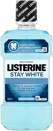 Listerine Stay White Mouthwash 250ml