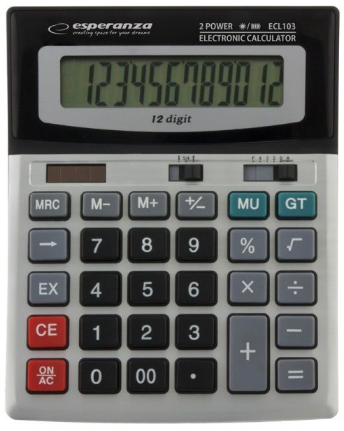 Esperanza Desktop Calculator Euler ECL103
