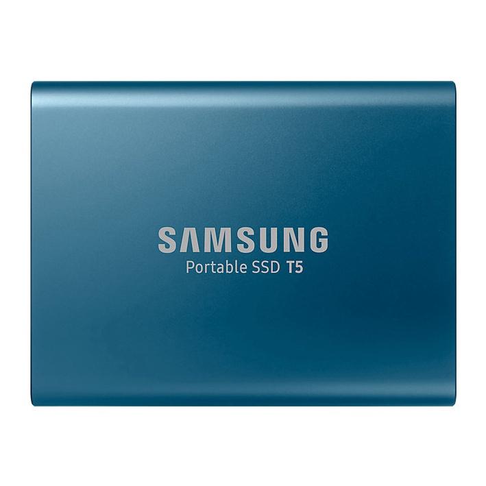 """Išorinis kietasis diskas Samsung T5 MU-PA250B SMS, 2,5"""", 250 GB, USB 3,1"""