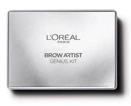 L´Oreal Paris Brow Artist Genius Kit 3.5g Light to Medium