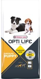 Versele-Laga Opti Life Puppy Medium Chicken & Rice 12.5kg