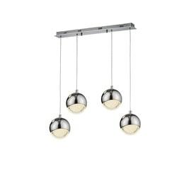 Pakabinamas šviestuvas BUBBLE, A1853-4S, 4X7W, LED