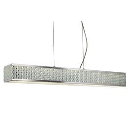Pakabinamas modernus šviestuvas Searchlight Baltimore 53910-10CC, 10 x 2.5W LED
