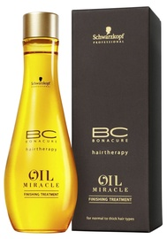 Aliejus plaukams Schwarzkopf BC Bonacure Oil Miracle Finishing Treatment, 100 ml