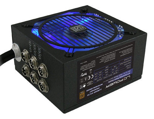 LC-Power LC8550 V2.31 Prophet Metatron Gaming Series