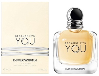 Kvapusis vanduo Giorgio Armani Emporio Armani Because It's You 100ml EDP
