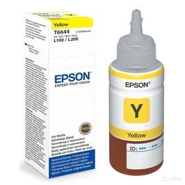 Epson T6644 Ink Bottle Yellow