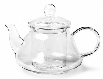 Fissman Tea Pot With Glass Infuser 1l