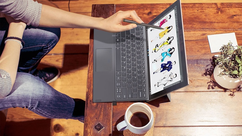Planšetinis kompiuteris Lenovo IdeaPad MIIX 630 81F1000WGE
