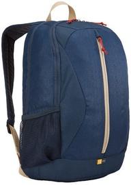 "Case Logic Ibira 15.6"" Laptop Backpack Blue"