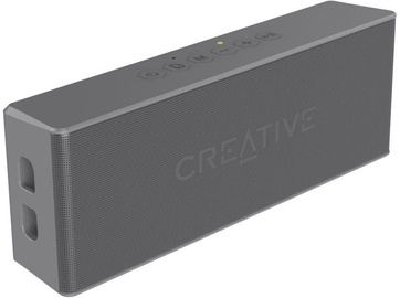 Belaidė kolonėlė Creative Muvo 2 Wireless Speaker Grey