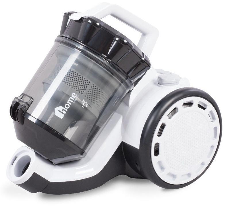 Putekļu sūcējs Overmax Aspiri Power Black/White
