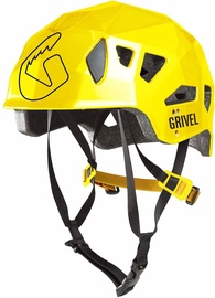 Grivel Helmet Stealth HS Yellow 55-61cm