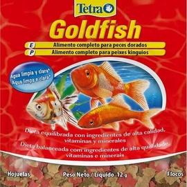 Tetra Goldfish Food 12g