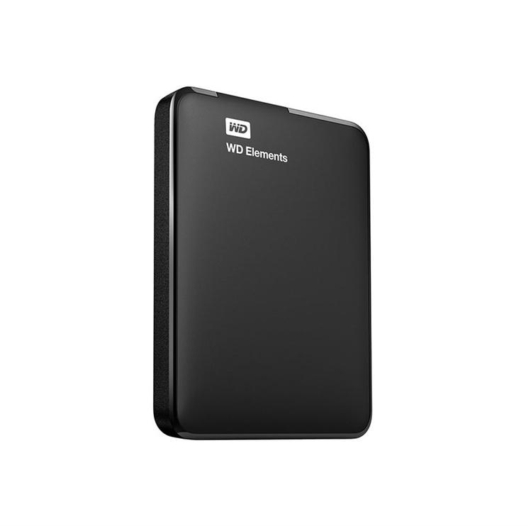 Жесткий диск Western Digital 2.5\ USB 3.0 1TB, HDD, 1 TB, черный