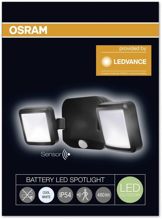 Osram Ledvance LED 10W/480 IP54 Black