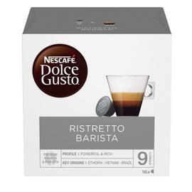 Kafijas kapsulas Nescafe Dolce Gusto Espresso Barista 120 g., 16 gab.