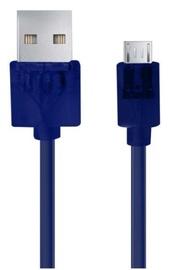 Esperanza Cable USB / Micro USB Blue 1.5m