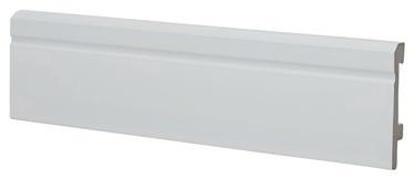 Grīdlīste Sierra SI8000, 2.5m, balta