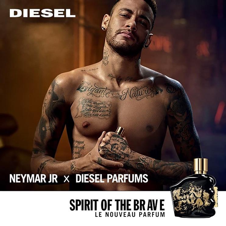 Набор для женщин Diesel Spirit Of The Brave 125 ml EDT + Shower Gel 100 ml + Shower Gel 50 ml