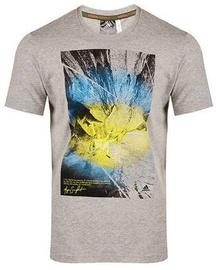 Adidas ED Athletes T-Shirt S87513 Grey XXL