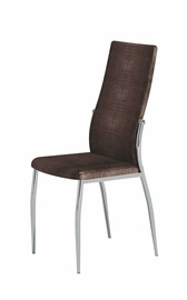 DaVita Premium Mali Chair Brown