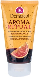 Dermacol Aroma Ritual Belgian Chocolate 150ml Body Scrub