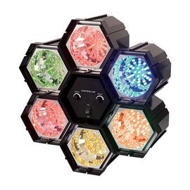 Diskotekų šviestuvas Disco QL-98-6C 6X5W LED
