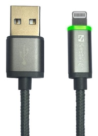 Sandberg Cable USB to Apple Lightnig Black 1m