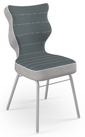 Детский стул Entelo Solo CR06, серый, 340 мм x 775 мм