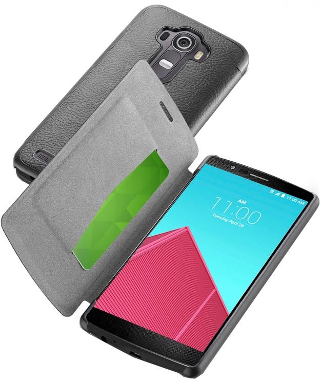 Cellular Line Essen Book Case For LG G4 Black