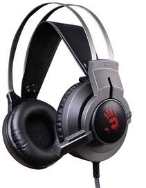 Игровые наушники A4Tech G437, черный