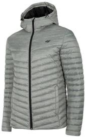 4F Mens Jacket H4Z20-KUMP004-24M Grey L