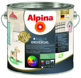 Akna -ja uksevärv Aqua Universal SM BW XB 2,5l