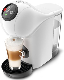 Kapsulinis kavos aparatas Krups GENIO S KP240, baltas