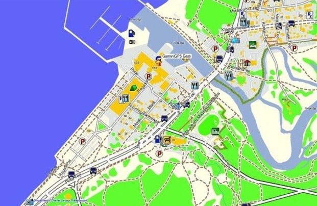 Garmin Regio Estonian Roads