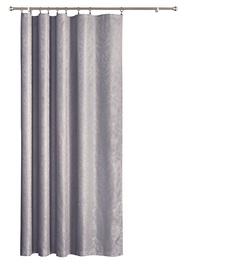 Naktinės užuolaidos Wisan X428 69, pilka, 1800x2500 mm