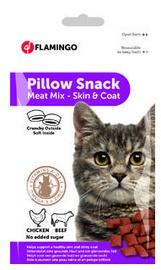 Kārumi kaķiem Karlie Flamingo Pillow Snack Skin And Fur, 0.050 kg