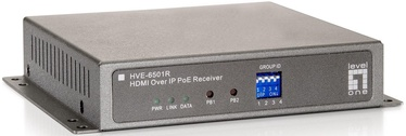 LevelOne HVE-6501R HDMI over IP PoE Receiver