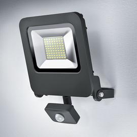Osram Floodlight LED 830 50W With Motion Sensor Grey