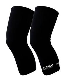 Force Term Knee Warmer Black M