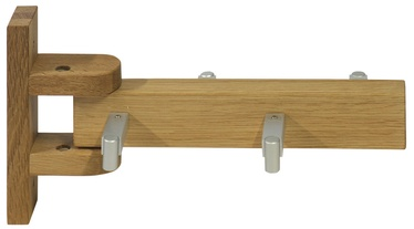 Home4you Wall Hanger Mondeo Oak 19938