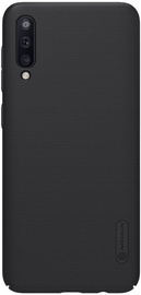 Nillkin Super Frosted Shield Back Case + Kickstand For Samsung Galaxy A50s/A50/A30s Black