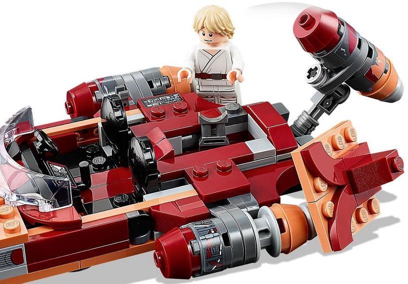 Конструктор LEGO Star Wars Luke Skywalkers Landspeeder 75271 75271, 236 шт.